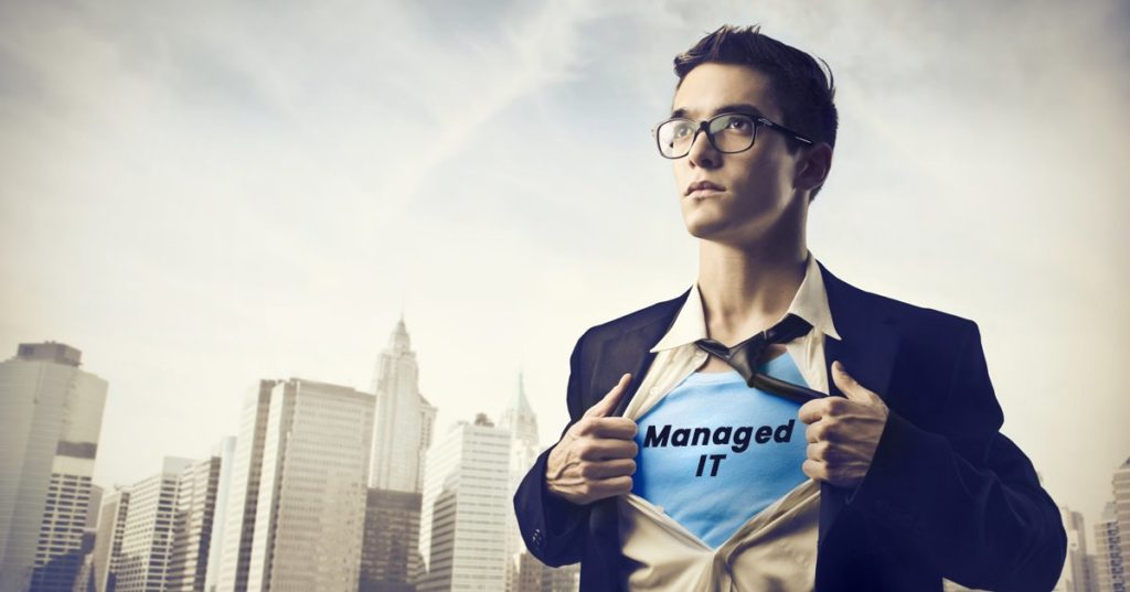 In order to become a managed IT superhero, you need to be highly visible to your customers.