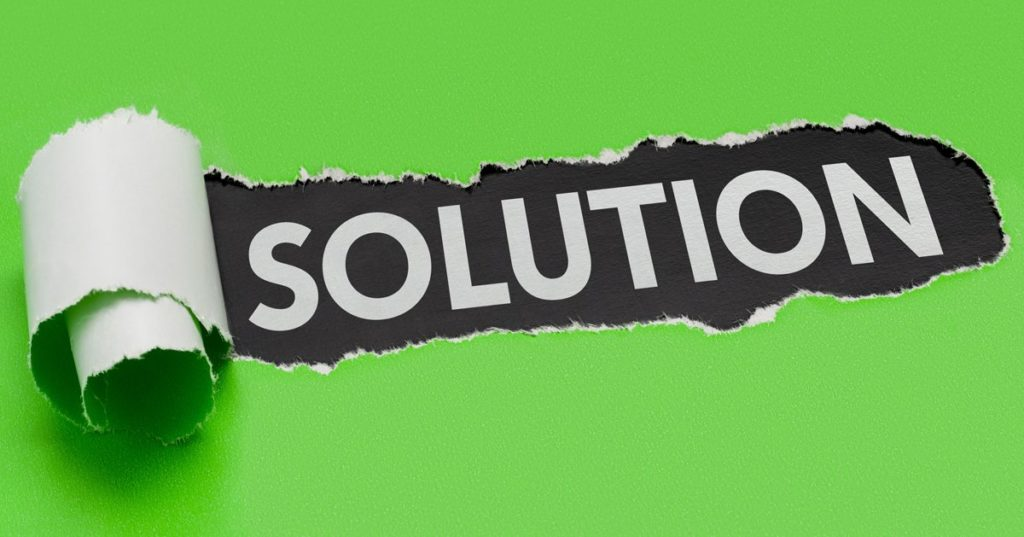 Improve your solution-selling techniques by asking the right questions
